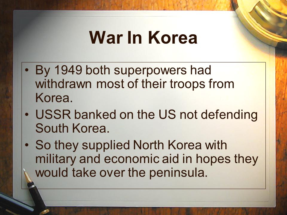 Aftermath and Legacy of the War During the 1980's and 1990's South Korea had one of the highest economic growth rates in the world.