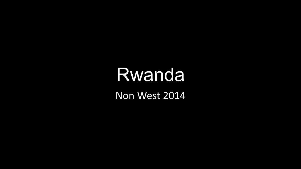 Rwanda Non West 2014