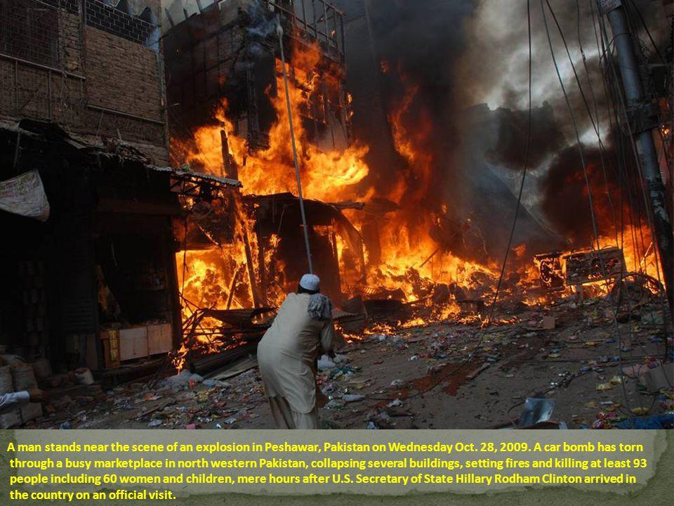 LAST YEAR PAKISTAN OCTOBER 2009