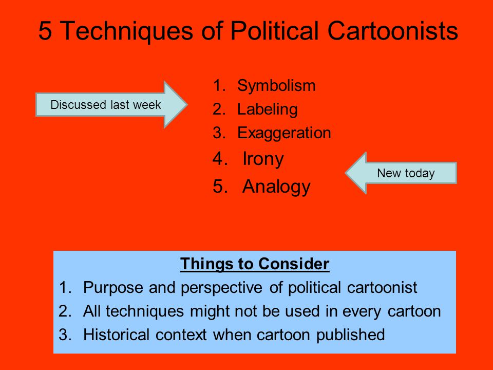 Purpose of Political Cartoons Provide a strong opinion Show unique perspective Persuade the reader To amuse or entertain Remember the political cartoo