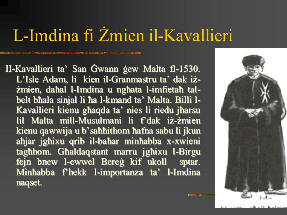 L-Imdina llum L-Imdina joqogħdu madwar erba' mitt ruħ b'Kunsill Lokali ta' ħames kunsillieri.