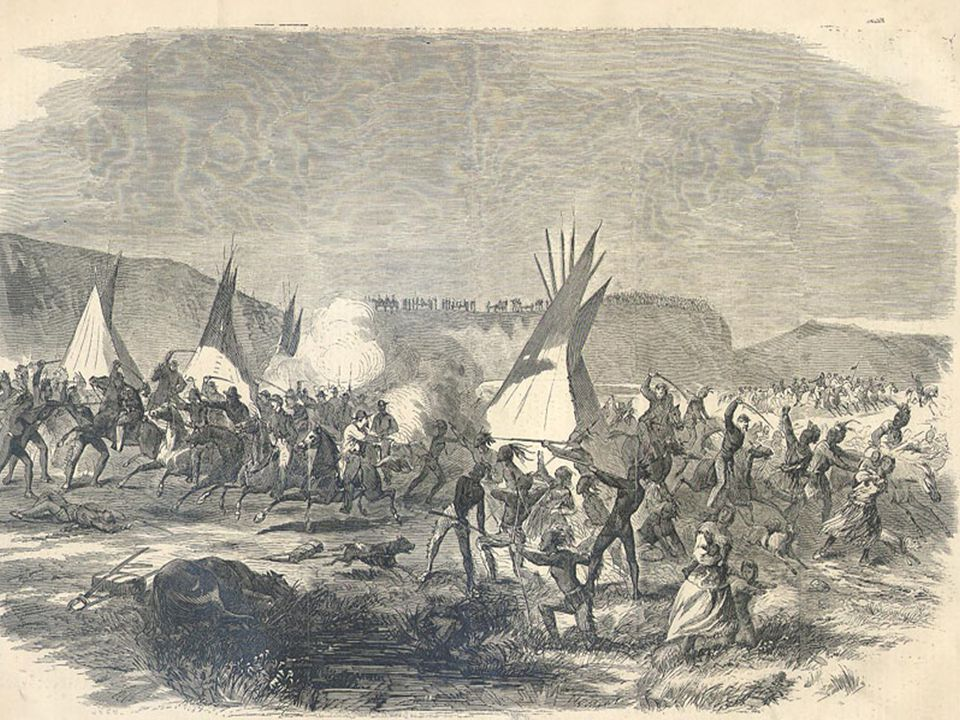 Massacre on the Marias Among the most dishonorable acts was the Massacre on the Marias in 1869, where the U.S.
