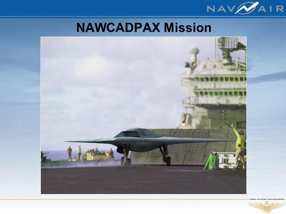 NAWCADPAX Mission