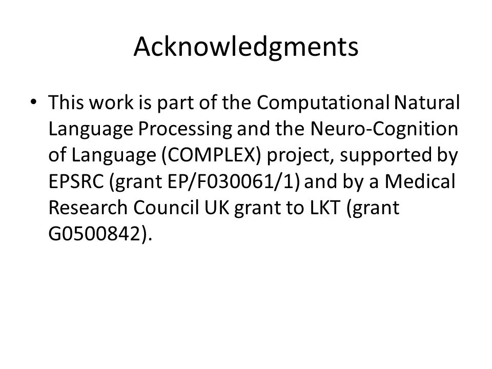 Outline of talk Motivation for Corpus Data collection Transcription Guidelines