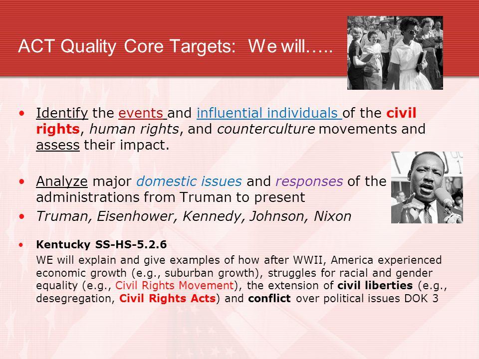 U.S.History 3.27.14 Topic-- Civil Rights Handouts: 10-Part Box Notes A.P.