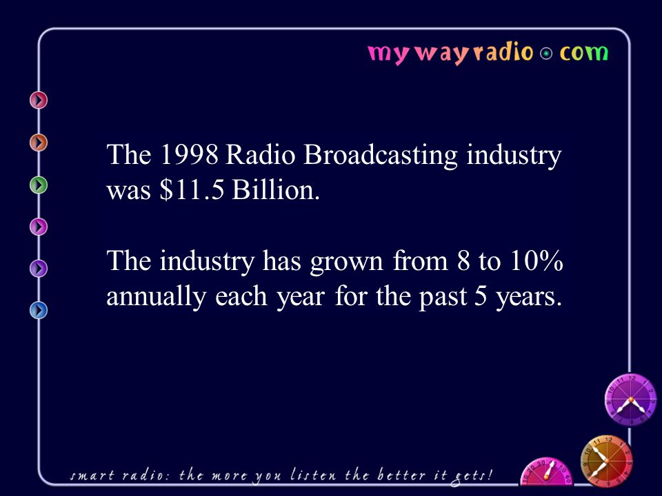 Why will Radio always be with us?