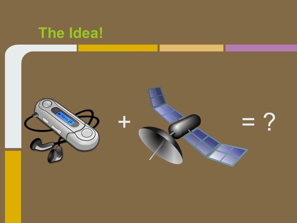 + = The Idea!
