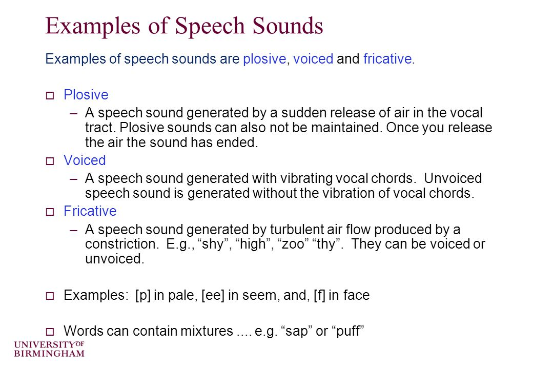 Sound Facts  The human ear hears sounds up to 20kHz  Nyquist theorem states that we have to sample at at least twice the highest frequency - hence we need to sample at 40kHz or better  8kHz sampling used for telephone speech, 44.1kHz used by CD audio, and, Digital Audio Tape (DAT) samples at 44kHz using 16-bit samples  Demo  44kHz  22kHz  16kHz  8kHz  4kHz  16bit  8bit