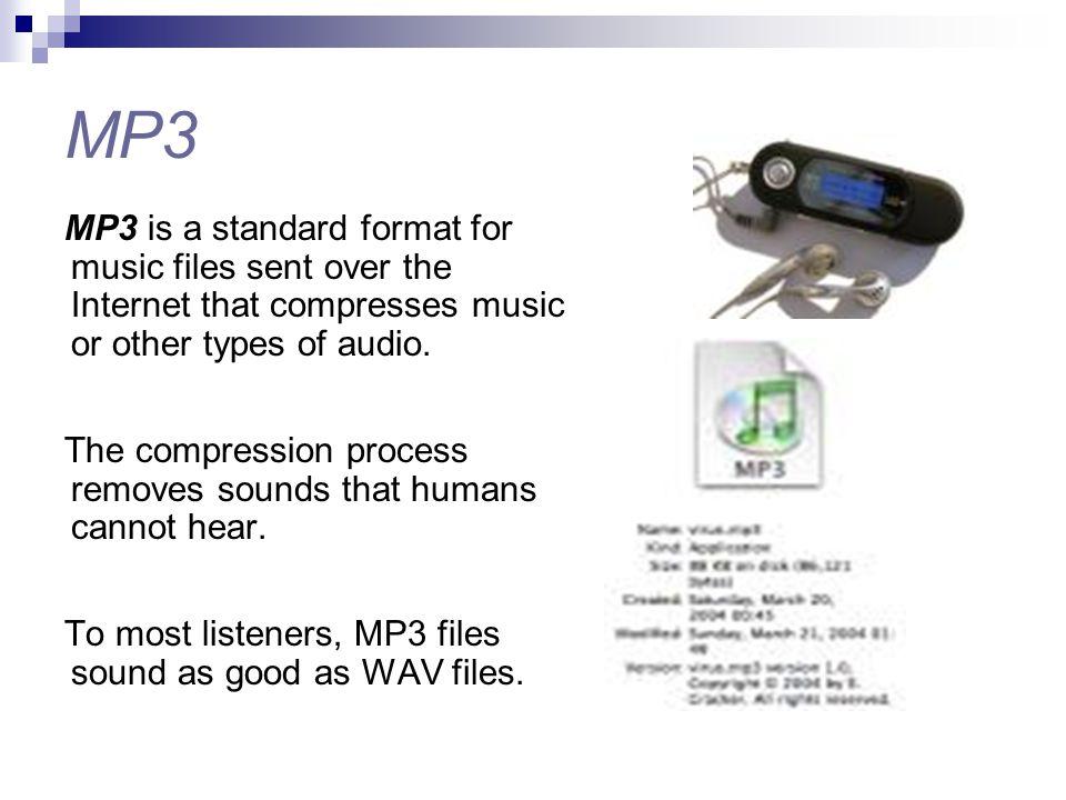Recording Sound Files