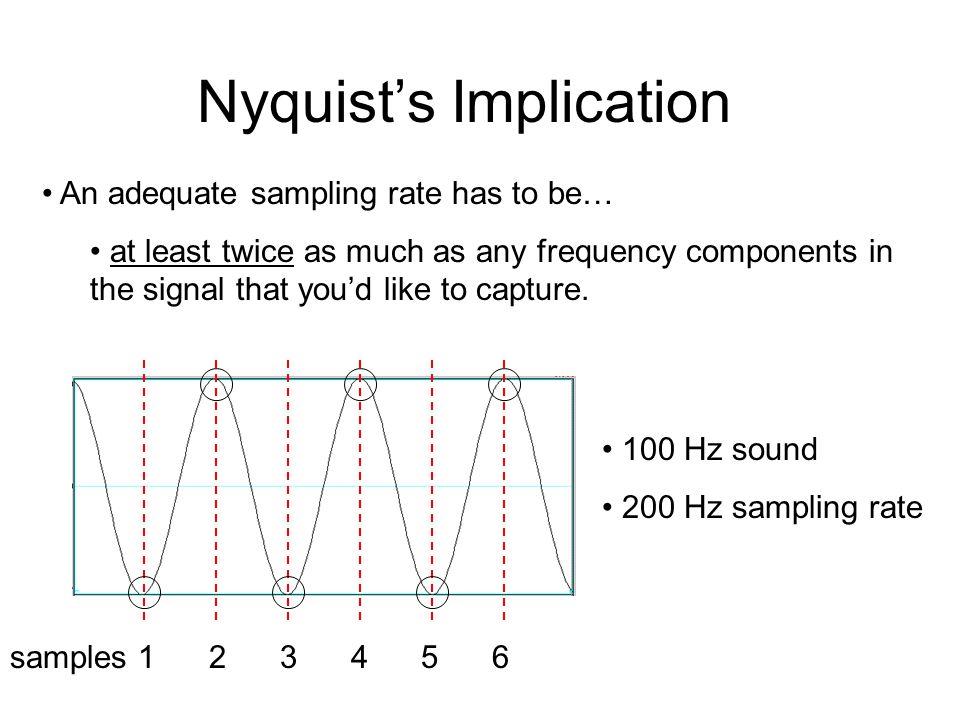 Quantization Range With 16-bit quantization, we can encode 65,536 different possible amplitude values.