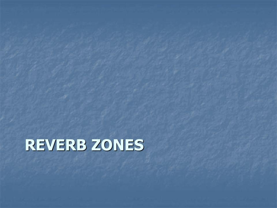 REVERB ZONES