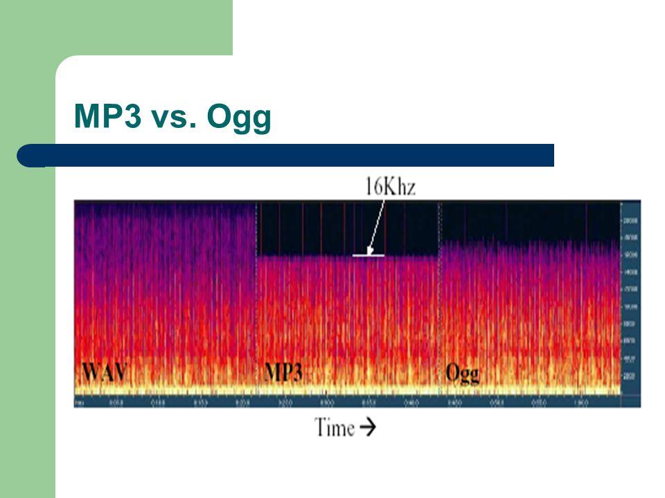 MP3 vs. Ogg