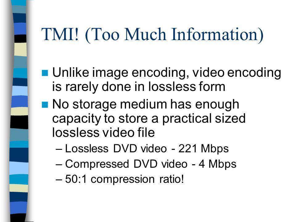 MPEG data stream
