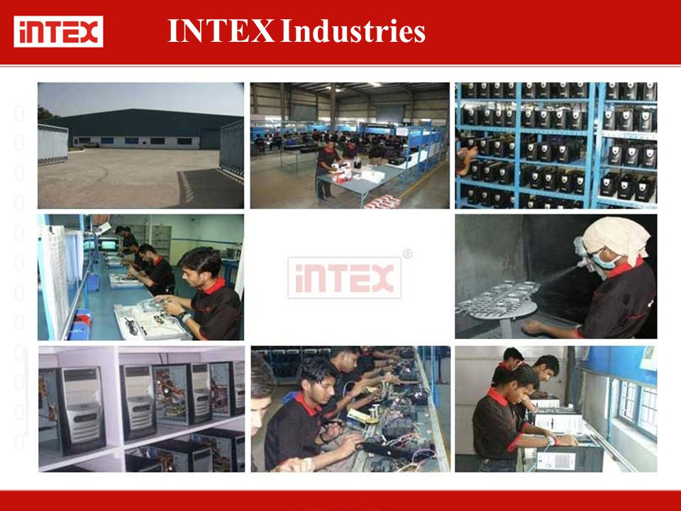INTEX Industries