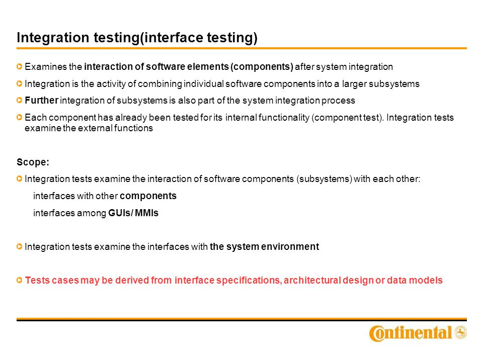 Test design techiques Definitions Test object the subject to be examined (a document or a piece of software in the software development process) Test condition an item or an event: a function,a transaction,a quality criterion or an element in the system Test criteria the test object has to confirm the test criteria in order to pass the test