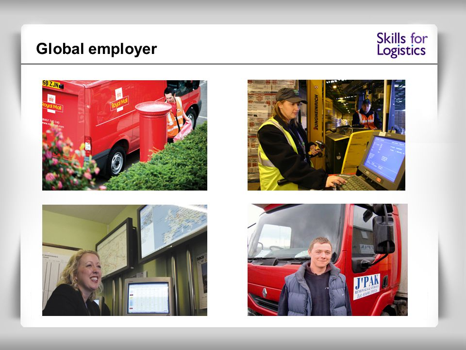 Global employer