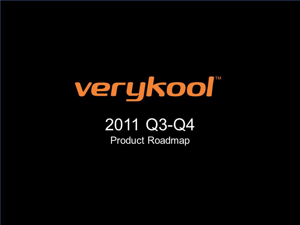 America Movil 2011 Q3-Q4 Product Roadmap