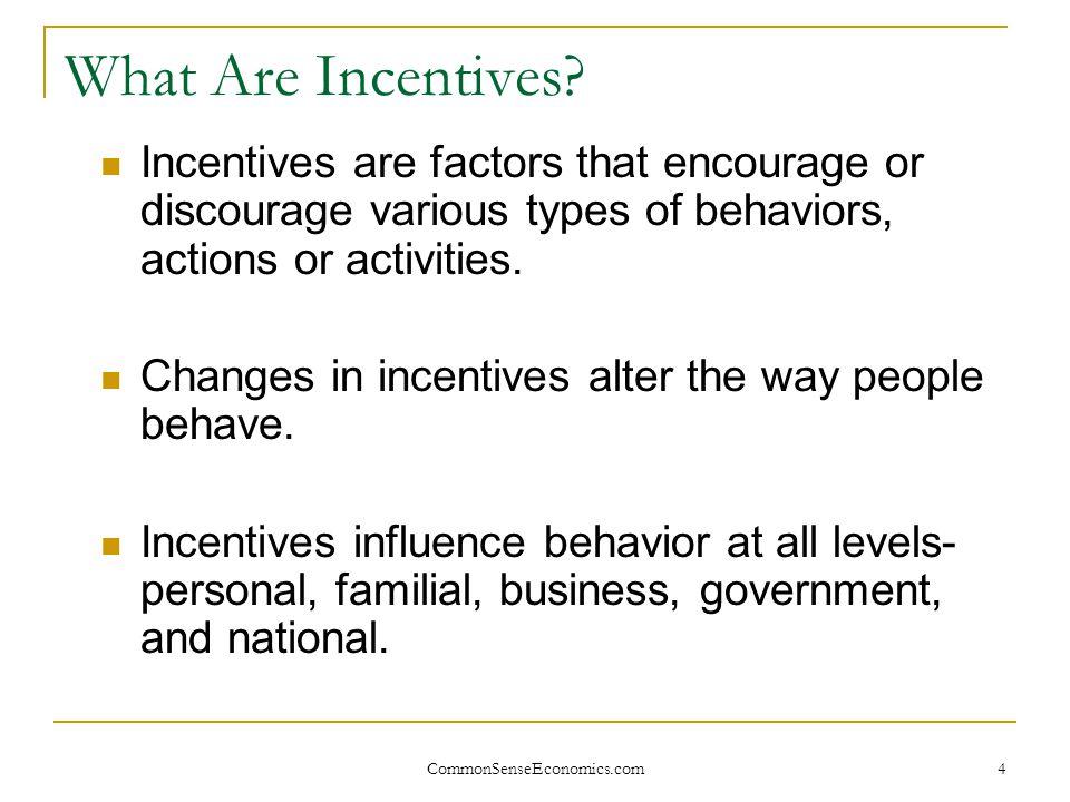 CommonSenseEconomics.com35 10.