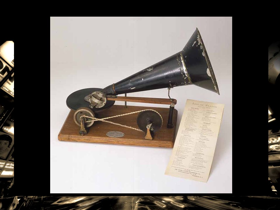 Development of the Recording Industry (cont.) high fidelity—refers to a combination of technologies that allowed recordings to:  reproduced music more accurately  have higher high notes and deeper bass magnetic tape industry standard by 1949 recording allowed for preservation:  non-notated music—music that does not exist in written form