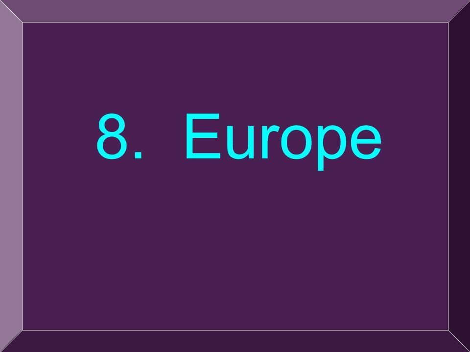 20 8. Europe