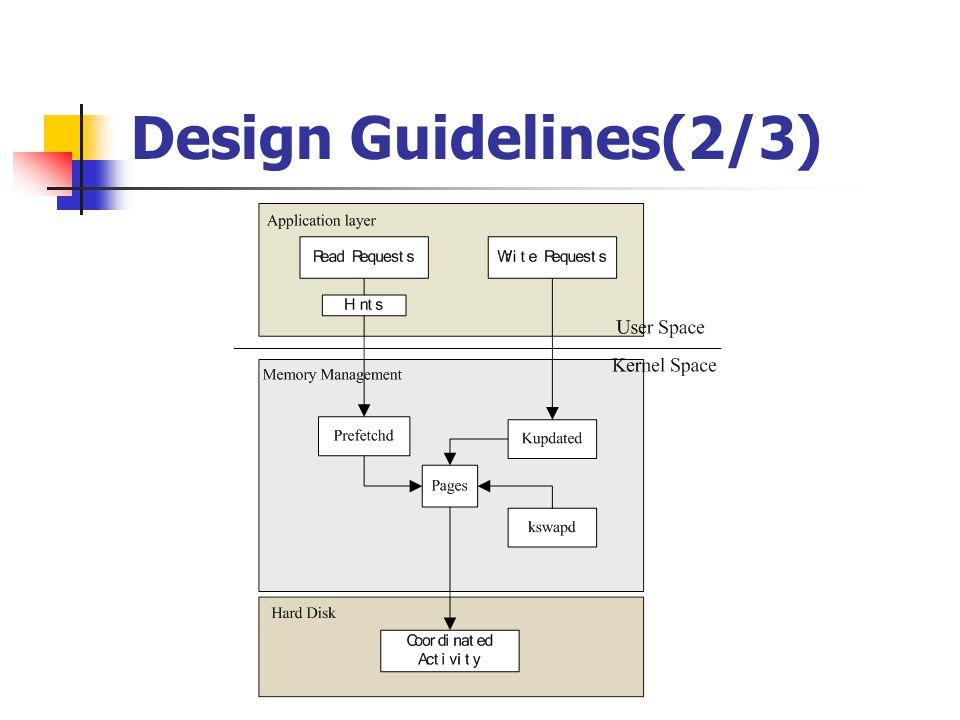 Design Guidelines(2/3)