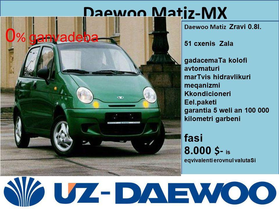 UZ-AUTO modeli: exz kompania UZ-AUTO gTavazobT Isuzus markis avtomobilebs SekveTiT 5wliani garantia SegiZliaT isargebloT lizingiT Aavtobusebi Mmcire saSvalo da didi tvirTamweobis avtoma- nqanebi sadistribucio satvir-Toebi sxvadasxva saxis spec avtomobilebi detaluri imformaciis-Tvis dagvikavSirdiT TEL : 527-927 an mobrZandit Cvens ofisSi d.