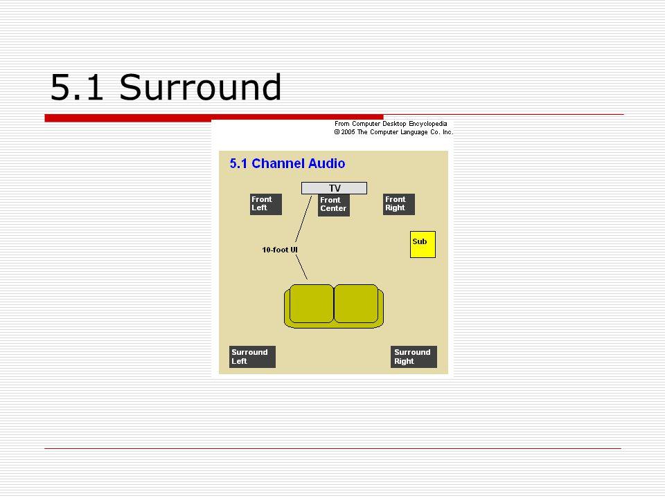 5.1 Surround