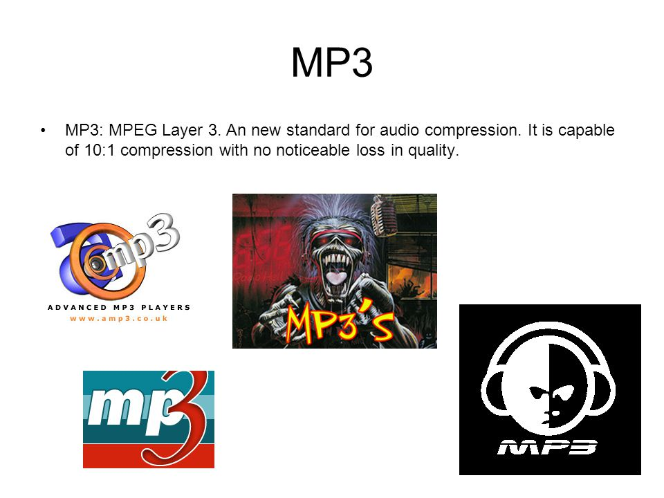 MPEG MPEG: stands for Moving Picture Experts Group.