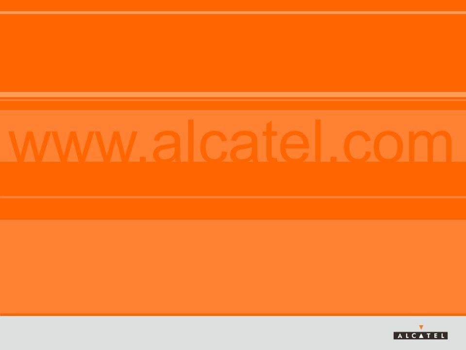 IEEE 802.1 July 11-16, 2004 — 11 www.alcatel.com