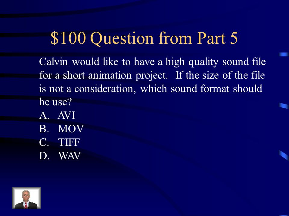 $500 Answer from Part 4 B. Scrubbing