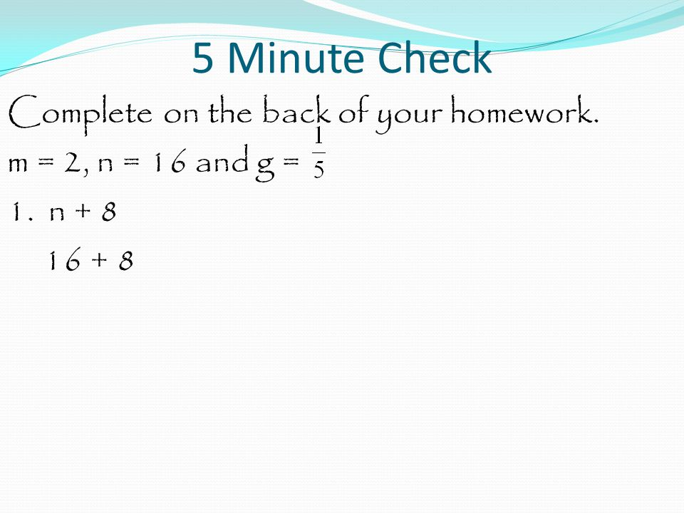 Algebra: Write Expressions Write the phrase 5 less than 3 times the number of points as an algebraic expression.