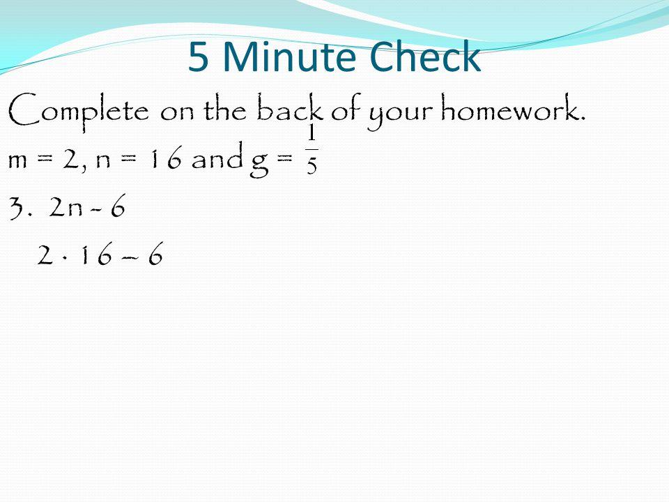 Algebra: Write Expressions Writing verbal phrases as algebraic expressions.