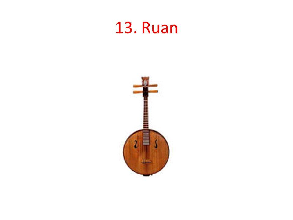 13. Ruan