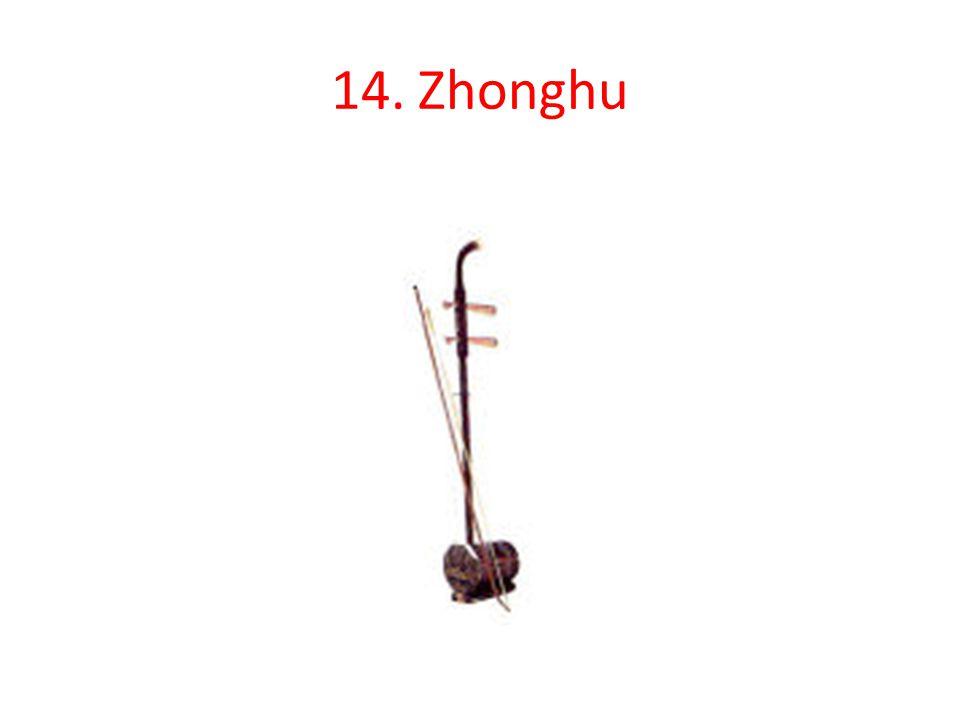 14. Zhonghu