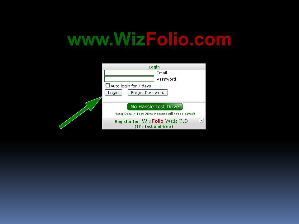 www.WizFolio.com