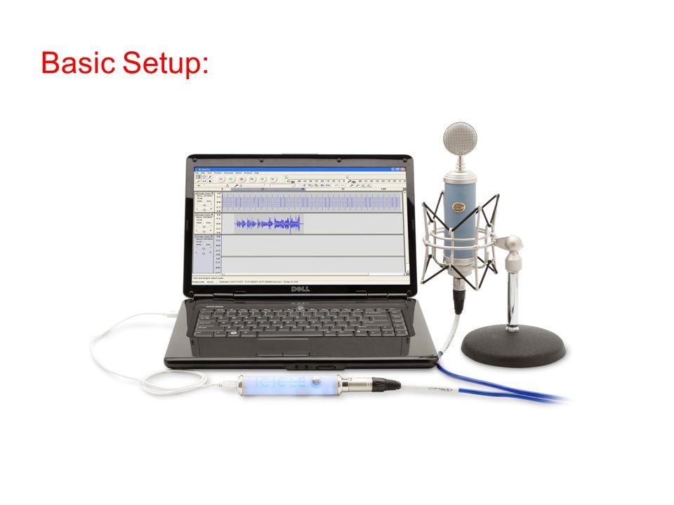 Basic Setup: