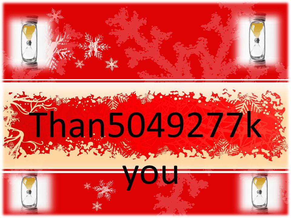 Than5049277k you