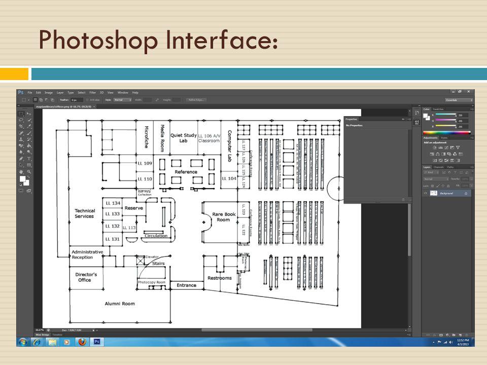 Photoshop Interface: