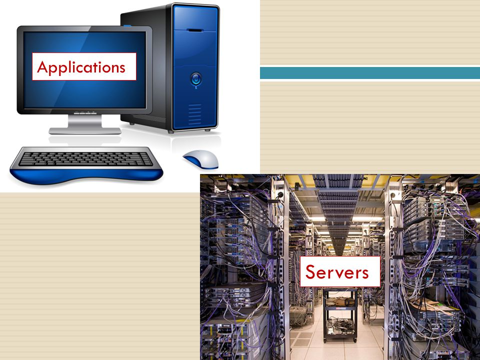 Applications Servers