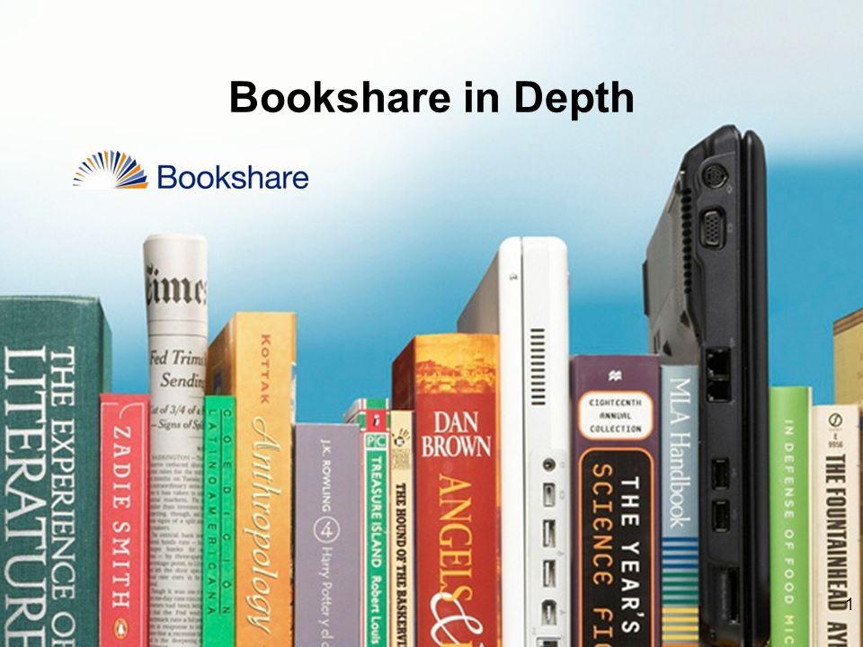1 Bookshare in Depth