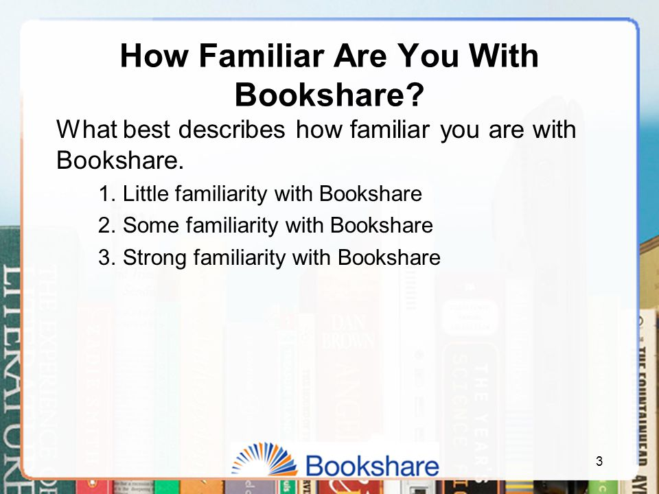 Opening the Book Directly in Bookshare 114 It may take a couple minutes but the book will automatically open in your browser