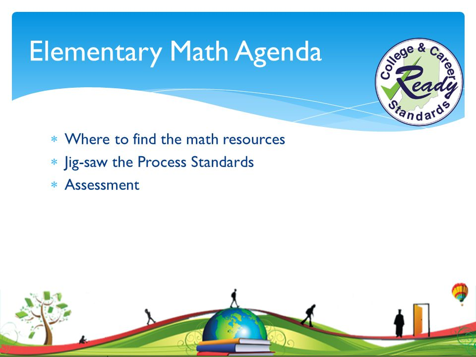 Where to find the Resources  Assessment Resources can be found at: http://www.doe.in.gov/assessmenthttp://www.doe.in.gov/assessment  ISTEP+ Resources can be found at: http://www.doe.in.gov/assessment/istep-grades-3-8 http://www.doe.in.gov/assessment/istep-grades-3-8  ECA Resources can be found at: http://www.doe.in.gov/assessment/end-course-assessments-ecas http://www.doe.in.gov/assessment/end-course-assessments-ecas  WIDA Standards Resources can be found at: http://www.doe.in.gov/elme/wida http://www.doe.in.gov/elme/wida