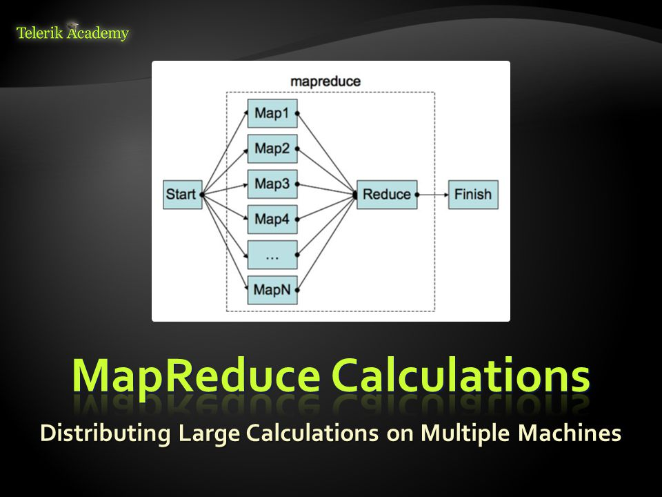 Distributing Large Calculations on Multiple Machines