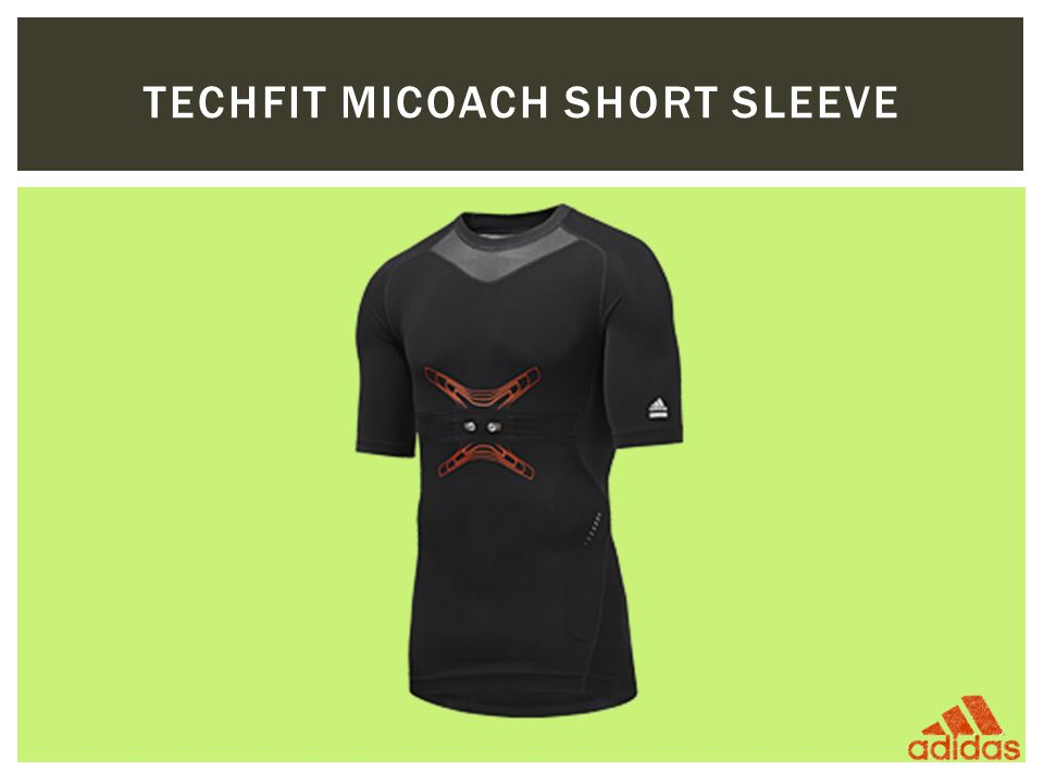 TECHFIT MICOACH SHORT SLEEVE