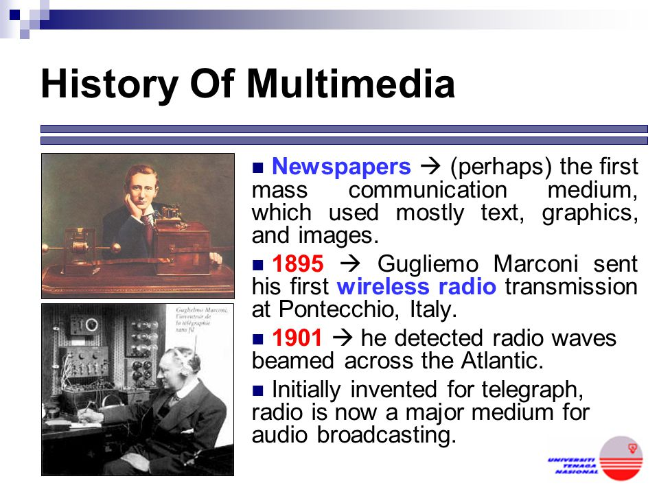 Multimedia 'Medium' A medium can be understood as a set of co- ordinated channels, spanning one or more modalities, which have come to be referred to as a unitary whole, and which possess a cross-channel language of interpretation.