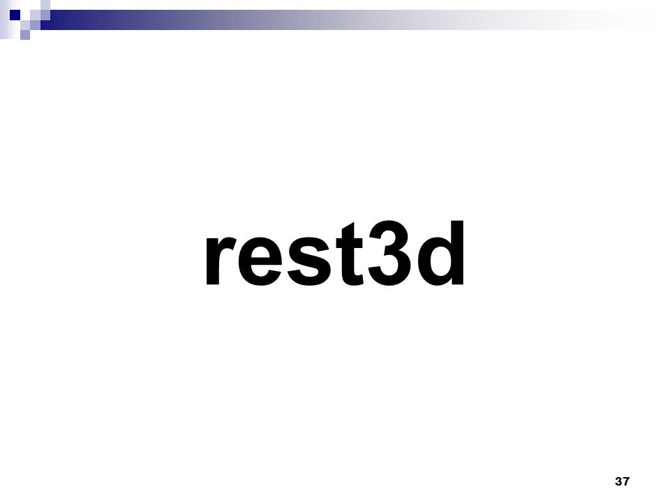 rest3d 37