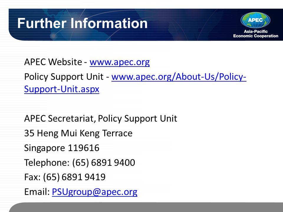 Copyright © 2012 APEC Secretariat.