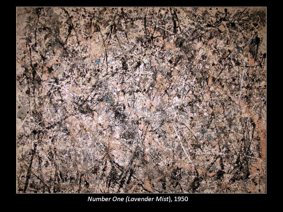 Number One (Lavender Mist), 1950