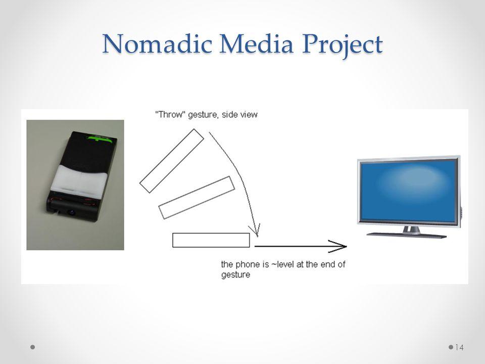 Nomadic Media Project 14