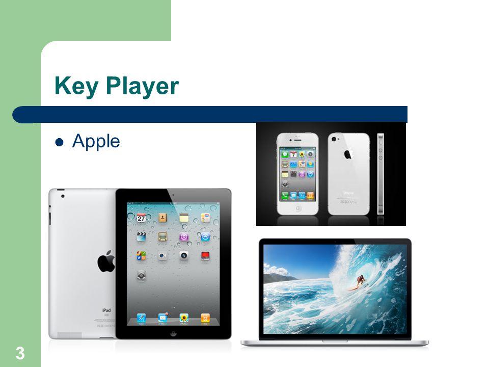 Key Player Apple 3